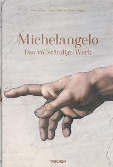 Michelangelo. Das vollständige Werk. Malerei, Skulptur, Architektur.