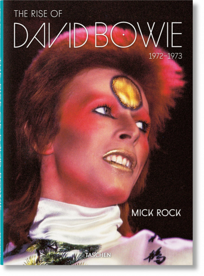 Mick Rock. The Rise of David Bowie, 1972-1973.