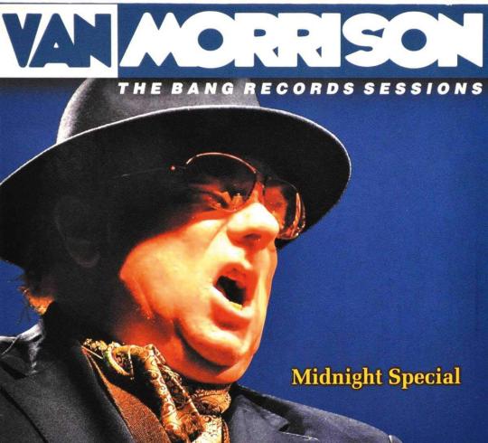 Van Morrison. Midnight Special. CD.