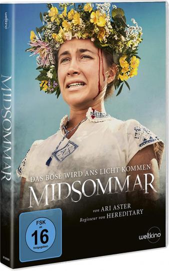 Midsommar. DVD.