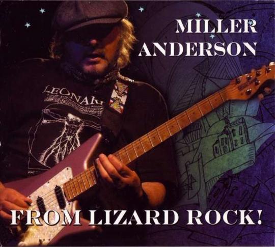 Miller Anderson. From Lizard Rock. 2 CDs.