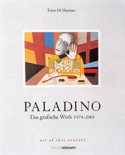 Mimmo Paladino. Das grafisch Werk 1974-2001.