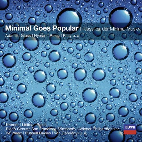 Minimal Goes Popular. CD.