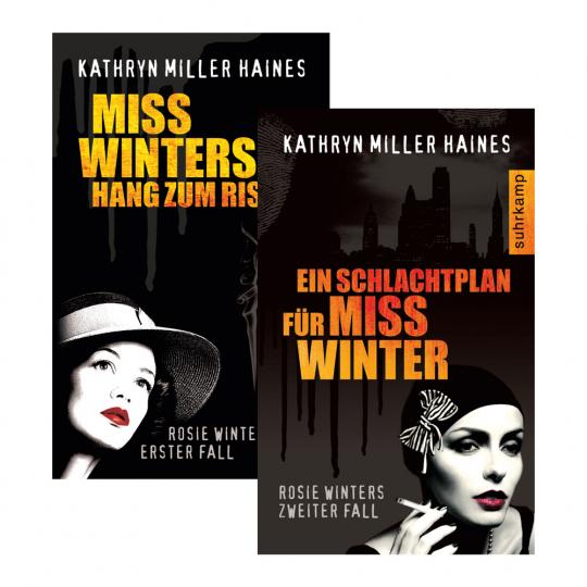 Miss Winter Krimi Set. 2 Bände.