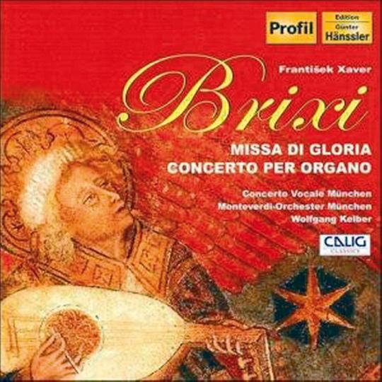 Missa di Gloria - Concerto per Organo CD