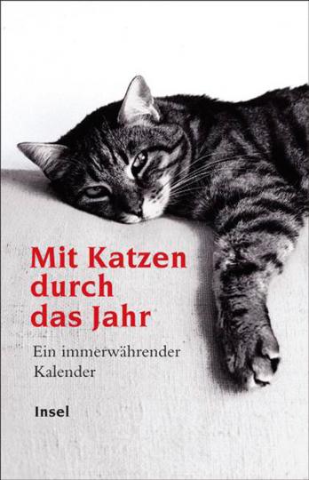 Mit Katzen durch das Jahr. Ein immerwährender Kalender