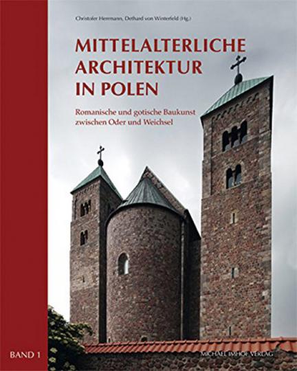 Mittelalterliche Architektur in Polen. 2 Bände.