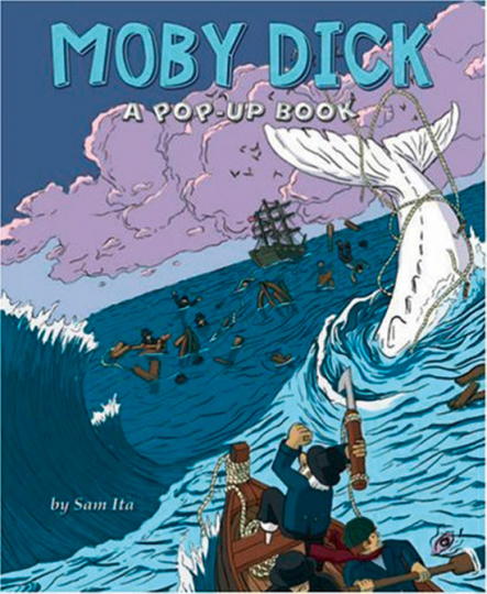 Moby Dick. Pop-up Buch.