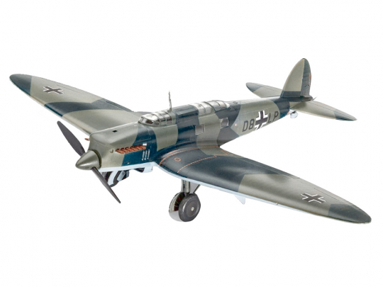 Model Set Heinkel He70 F-2 - Modell 1:72