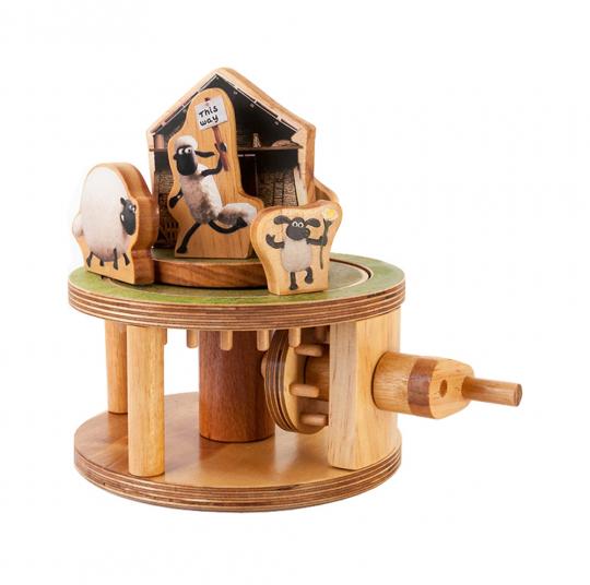 Modellsatz »Shauns Herdenkarussell«.