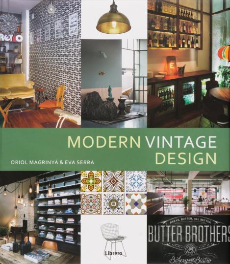 Modern Vintage Design.