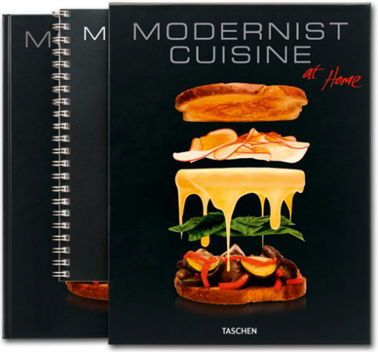 Modernist Cuisine at Home.