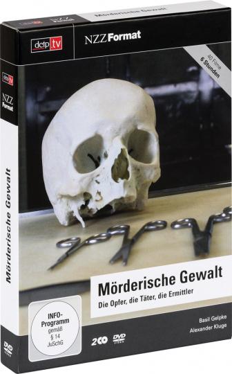 Mörderische Gewalt - Tötung von Menschenhand. Die Opfer, die Täter, die Ermittler. 2 DVDs.
