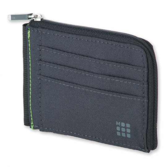 Moleskine Brieftasche »Smart«, grau.