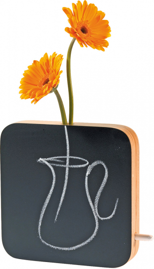 MoMA Schiefertafel-Vase.