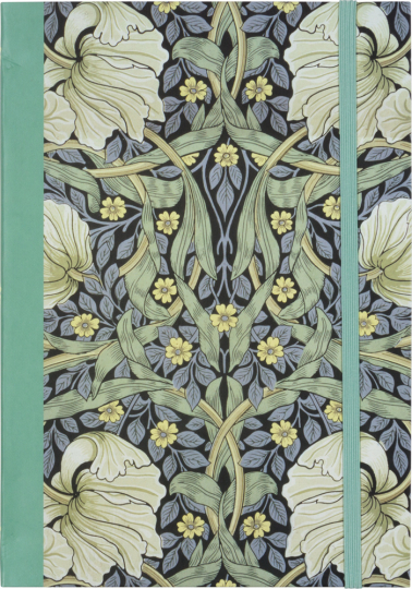 Notizbuch William Morris Pimpernel. A5.