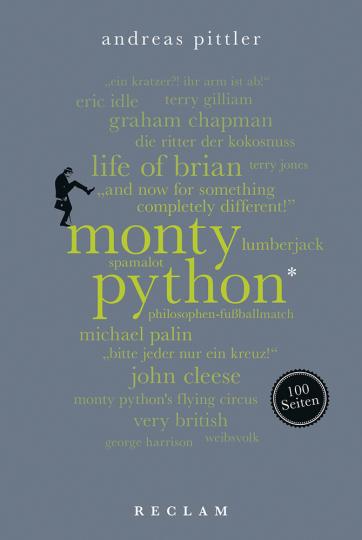 Monty Python. 100 Seiten.