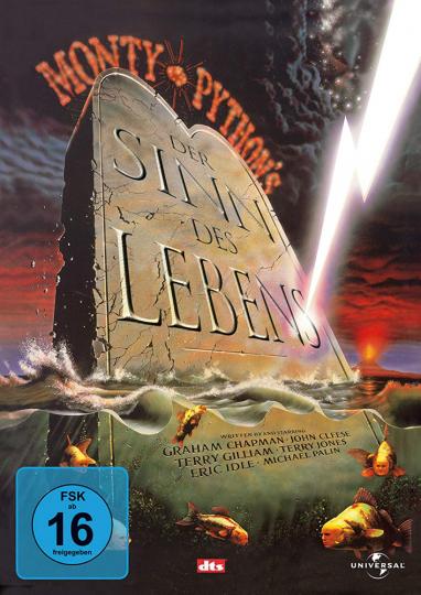 Monty Python: Der Sinn des Lebens DVD