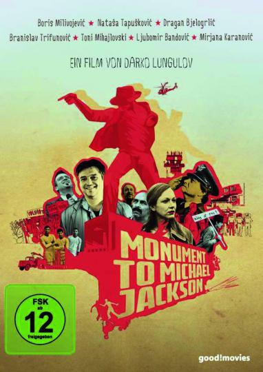 Monument to Michael Jackson. DVD.