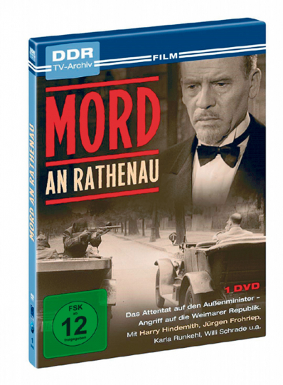 Mord an Rathenau DVD