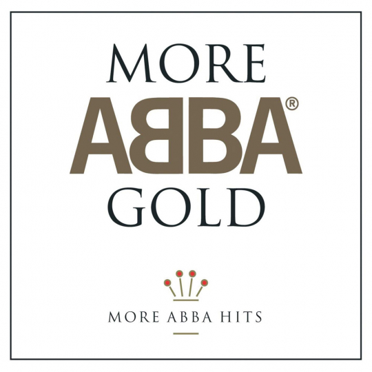 Abba. More ABBA Gold. CD.