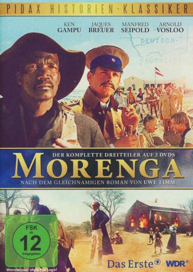 Morenga 2 DVDs
