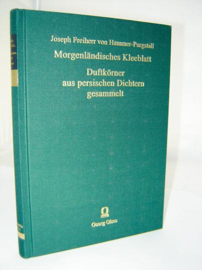 Morgenländisches Kleeblatt / Duftkörner