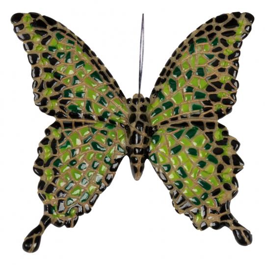 Mosaik-Magnet »Schmetterling«.