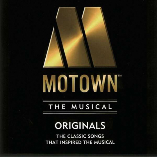 Motown The Musical CD