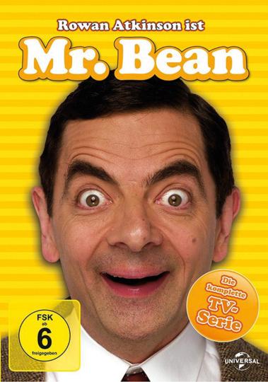Mr. Bean. Die komplette TV-Serie. 3 DVDs.