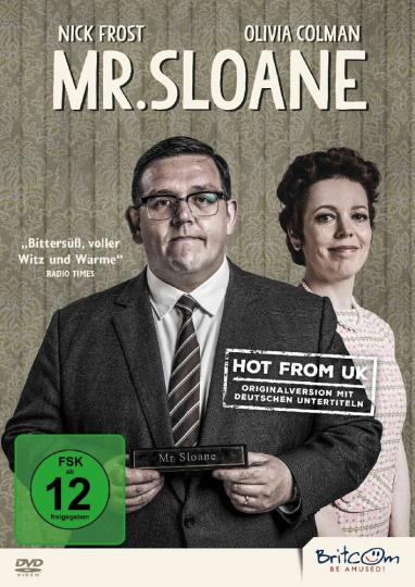 Mr. Sloane (OmU). DVD.