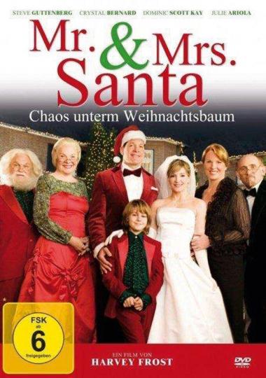 Mr. & Mrs. Santa. Chaos unterm Weihnachtsbaum. DVD.