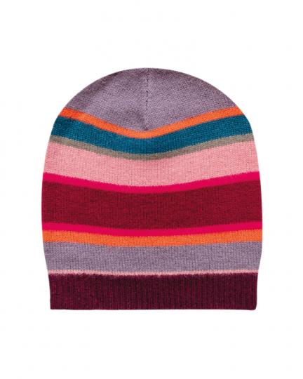 Mütze »Budelli« aus Wolle/Kaschmir.