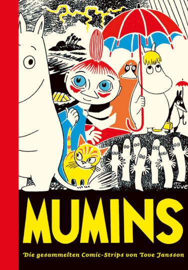 Mumins. Die gesammelten Comic-Strips von Tove Jansson. Mumins 1.