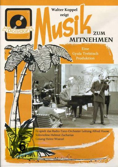 Musik zum Mitnehmen. DVD.