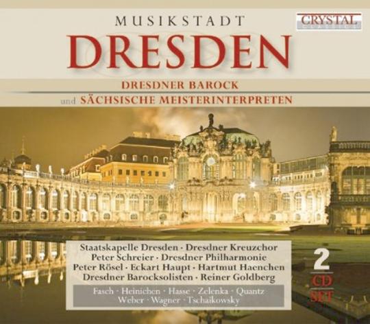 Musikstadt Dresden 2 CDs