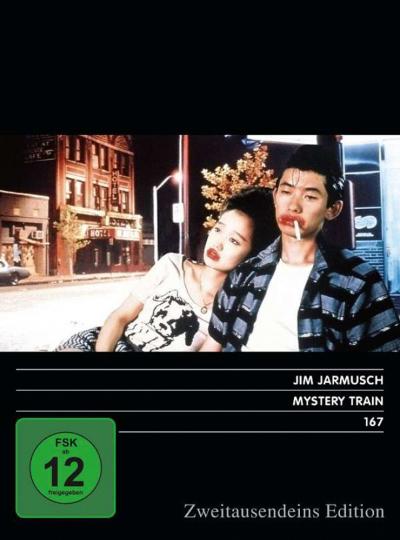 Mystery Train (OmU). DVD.