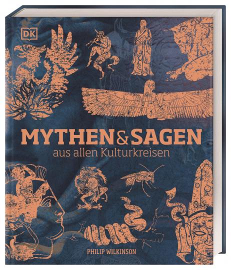 Mythen und Sagen aus allen Kulturkreisen.