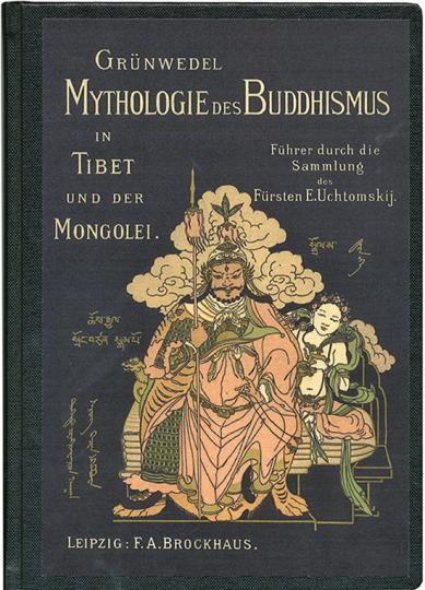 Mythologie des Buddhismus in Tibet und der Mongolei.