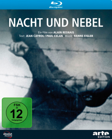 Nacht und Nebel. Blu-Ray.