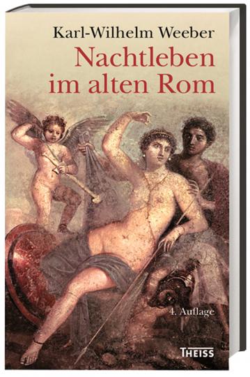 Nachtleben im alten Rom.