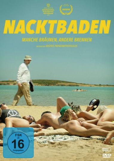 Nacktbaden - Manche bräunen, andere brennen. DVD.