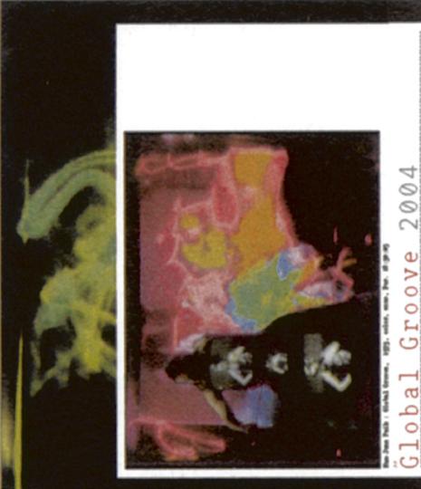 Nam June Paik. Global Groove 2004.