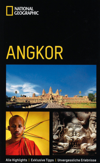 National Geographic. Traveler Angkor.
