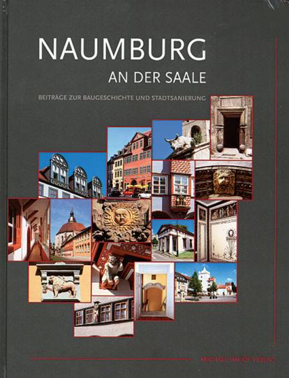 Naumburg an der Saale - Beiträge zur Baugeschichte und Stadtsanierung