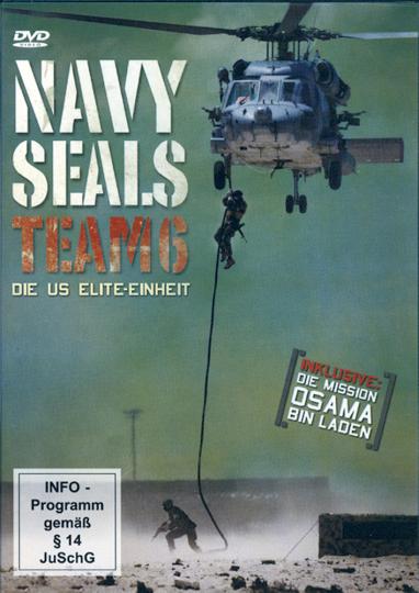 Navy Seals Team 6 - Die US-Elite Einheit DVD