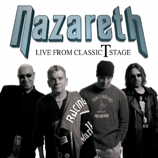 Nazareth. Live From Classic T Stage. CD.