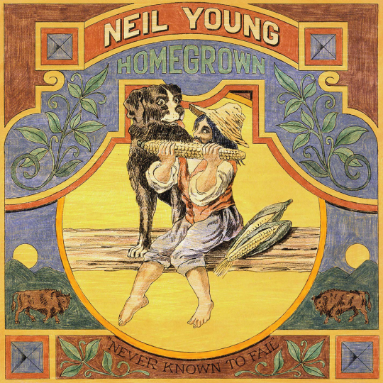 Neil Young. Homegrown. CD.