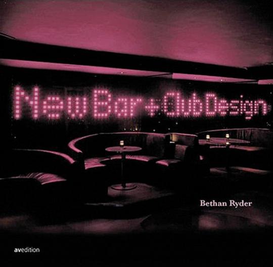 New Bar und Club Design.