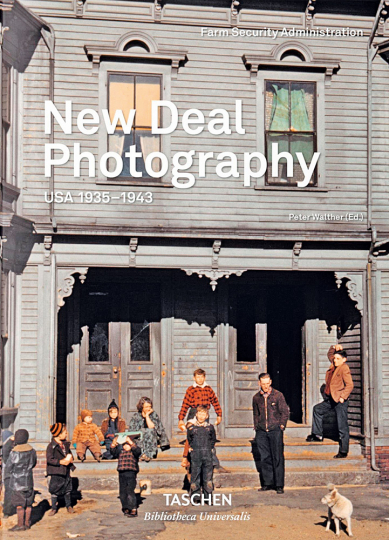 New Deal Photography. USA 1935-1943.